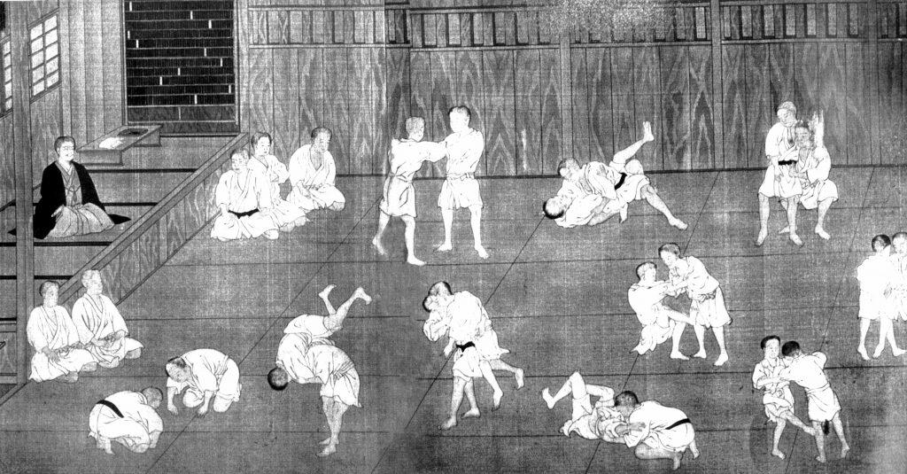 Kodokan Judo origin of BJJ